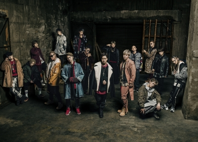 THE RAMPAGE from EXILE TRIBE 「Lightning」RELEASE EVENT