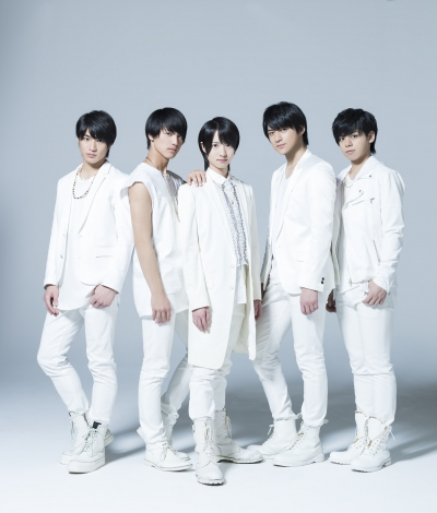 MAG!C☆PRINCE 4th Single「UPDATE」発売記念イベント