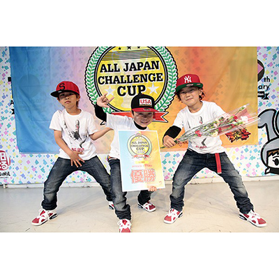 ALL JAPAN CHALLENGE CUP2015 FINAL byダンスチャンネル