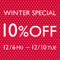 Winter Special 10��OFF